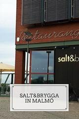 Salt Brygga in Malmö