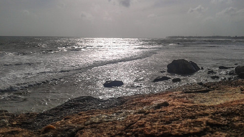 Indian Ocean from Galle Fort