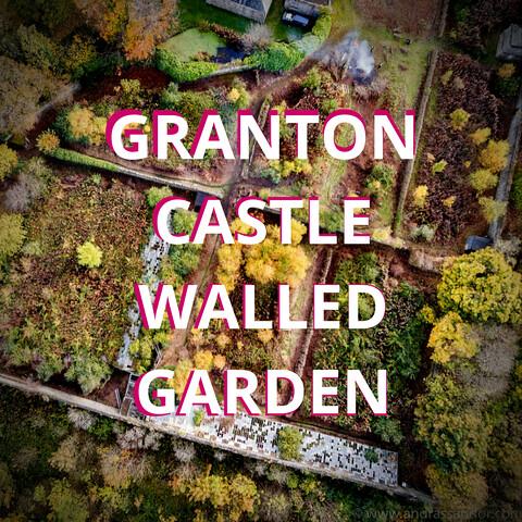 Granton Castle Walled Garden
