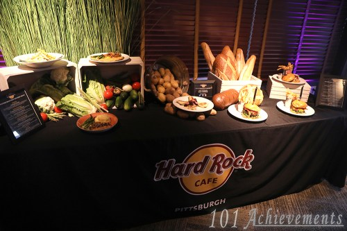Hard Rock Cafe Test Kitchen