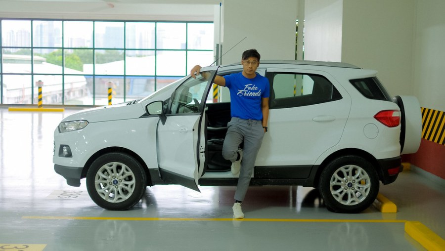 Ford EcoSport with Rodel Flordeliz (1 of 1)