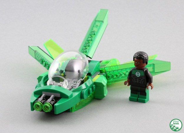 how to build lego superheroes