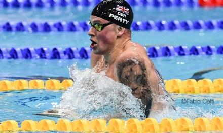 Swim Meet di Edimburgo: Peaty doppio titolo. Junior britannici alla riscossa