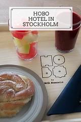 Hobo hotel in Stockholm