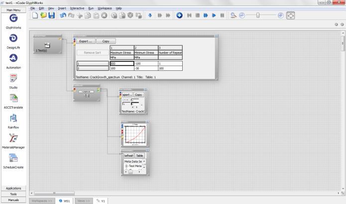 Working with HBM nCode DesignLife 9.1 full license