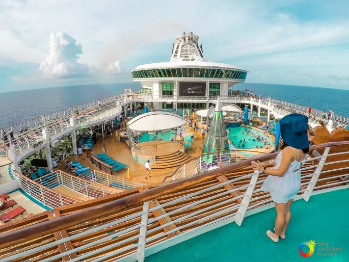 Royal Caribbean: Voyager of the Seas