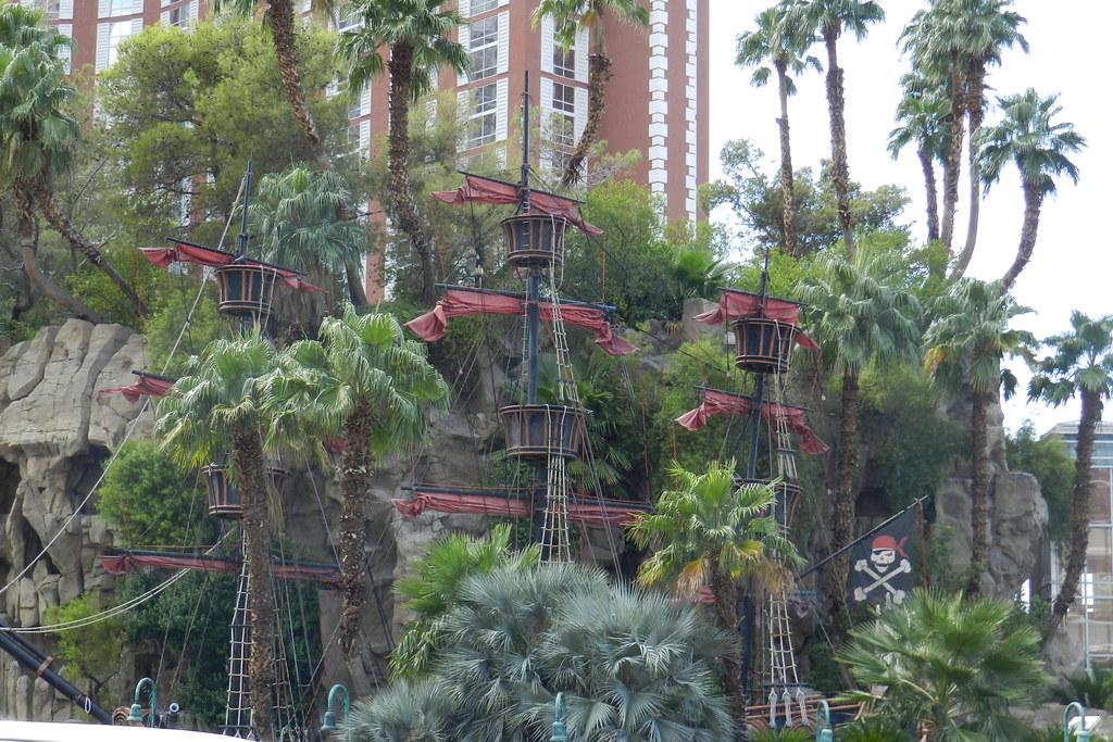 Hotel Isla del tesoro Treasure Island Las Vegas EEUU 04
