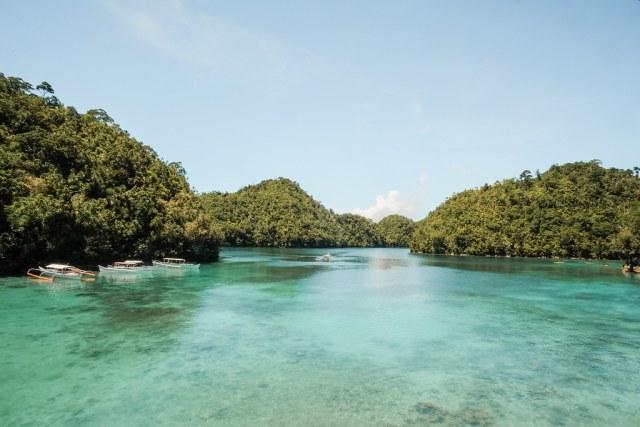 Sugba Lagoon Siargao