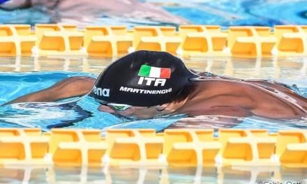 Mondiali di Nuoto Junior Indianapolis 2017: Martinenghi RULES, ottima spedizione azzurra