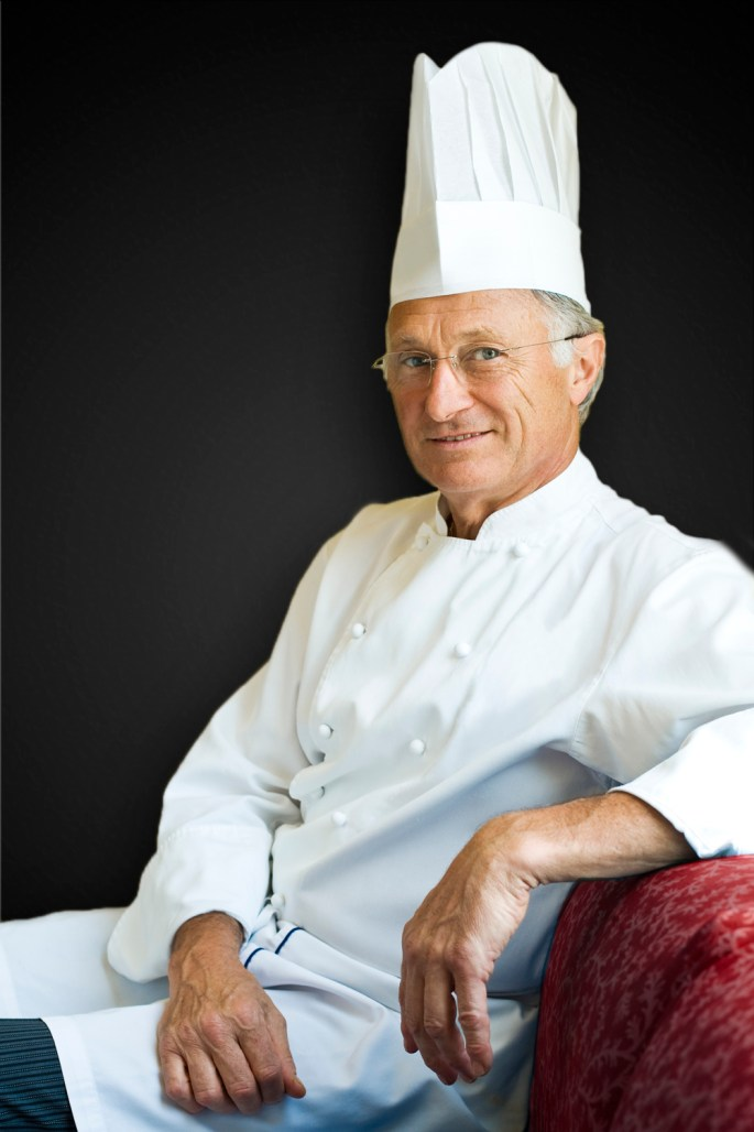 Chef Patrick Terrien (Please credit Peter Knipp Holdings and World Gourmet Summit)