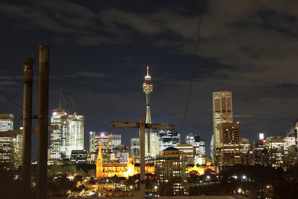 et party hostel i Sydney