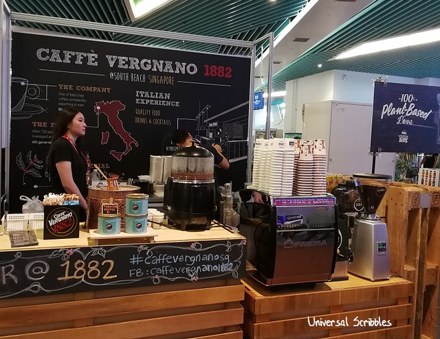CoffeeFest 2017 Food