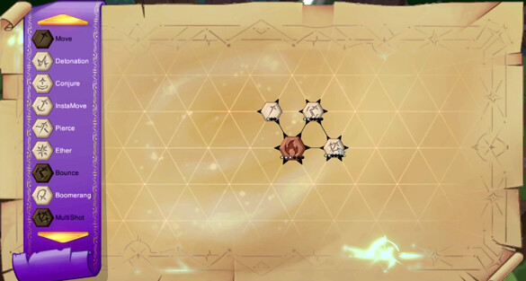 Mages of Mystralia – Old Spellcrafting system