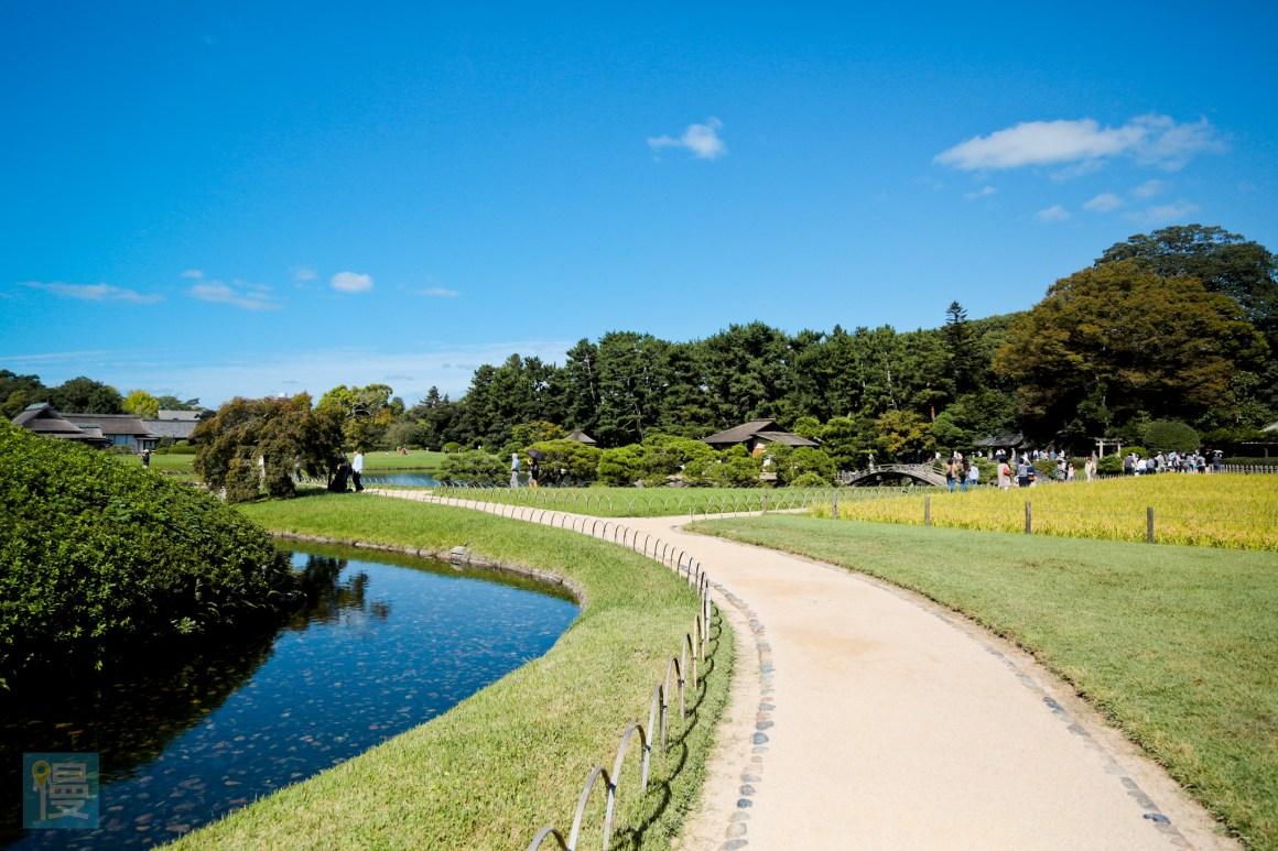 岡山景點自由行 岡山後樂園與岡山城 2016-560