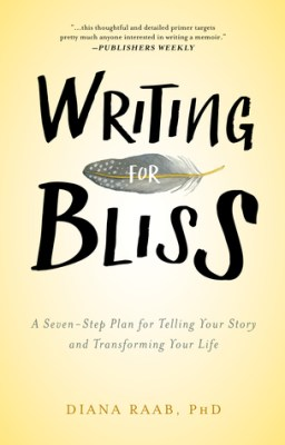 writing for bliss book tour