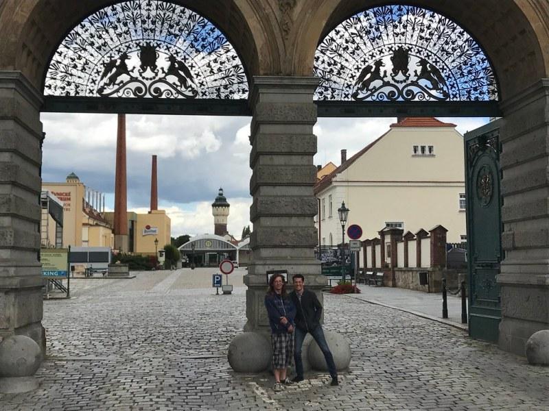 Pilsen Pilsner Urquell Brewery