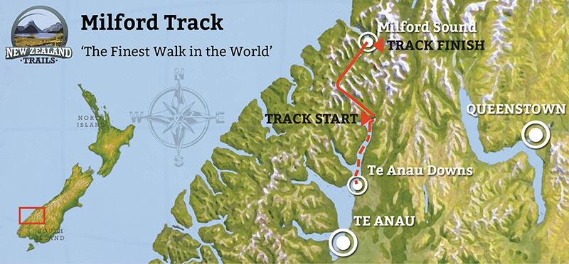 2017.07.28 | 紐到天涯海腳| 認識能爬要拜阿密托佛的紐西蘭最熱門的步道 - 米佛步道 Milford Track 15.jpg