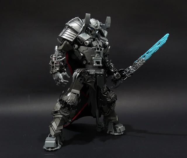 skull knight - chevalier badass