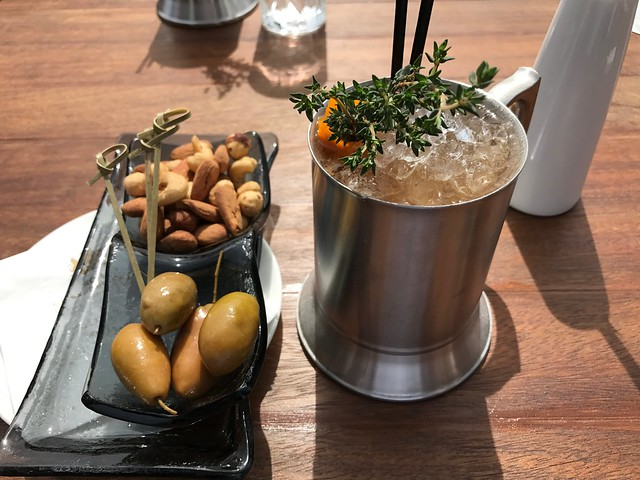 Cocktails - Grande Bretagne Athenes