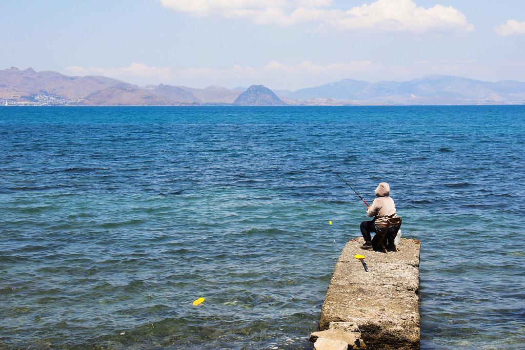 dykning i Grækenland