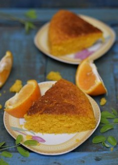 lemon custard cake