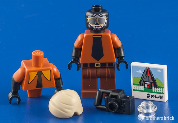 The LEGO Ninjago Movie Collectible Minifigures 71019 [Review] | The ...