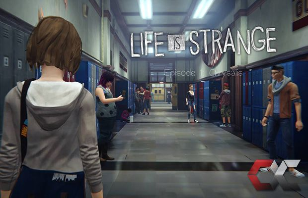 life is strange review pc - overcluster 2