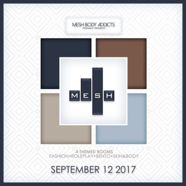 4Mesh Event - Coming Sept 12th