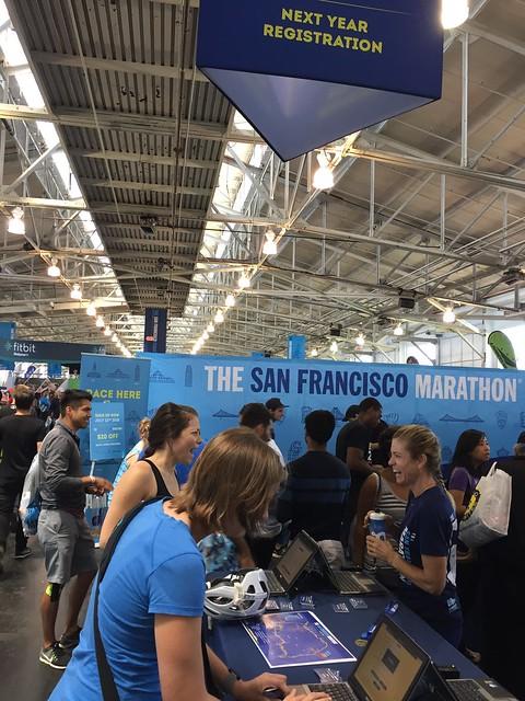 San Francisco First Half Marathon 2017