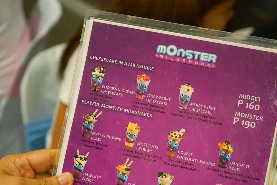 Monster Milkshake at Ayala Mall Vertis North (9 of 42)