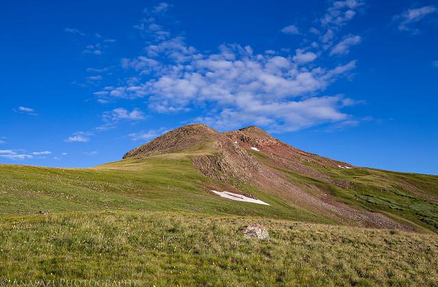 Bent Peak