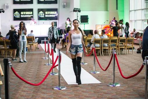Cincinnati Music Festival - Fashion Show