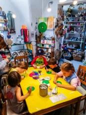 Familiensommer 2017 - Kreatives Allerlei
