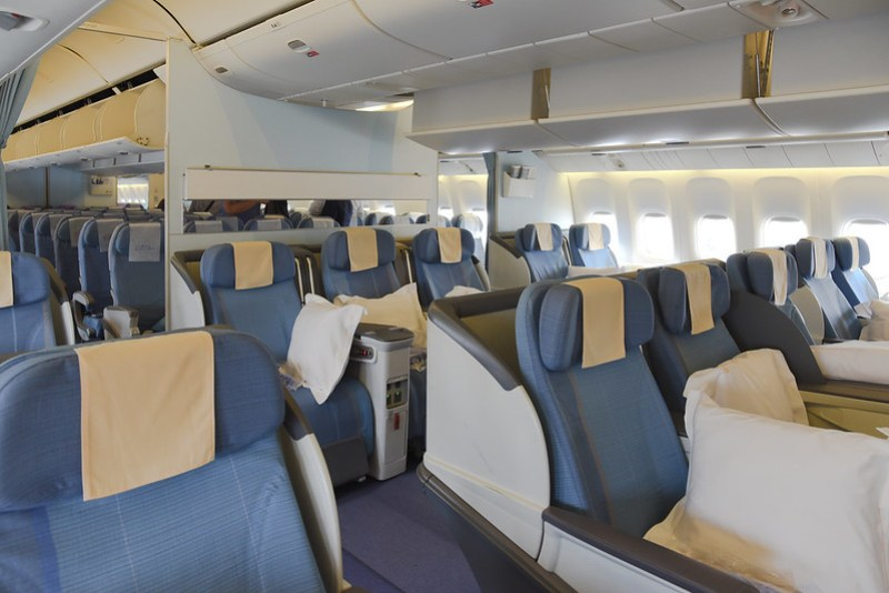 Flight Review Philippine Airlines Business Class On The