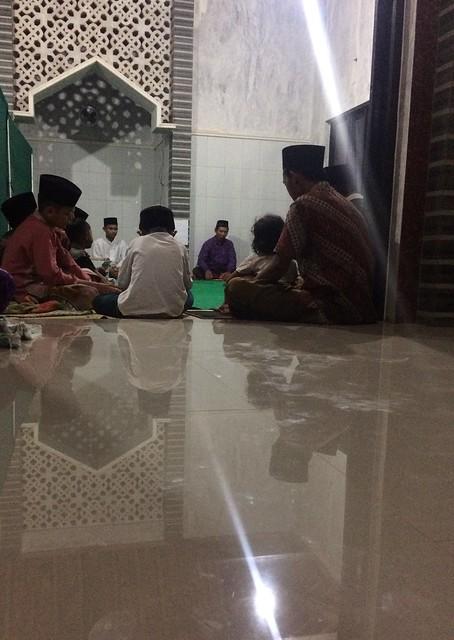 Khataman quran di pekalongan