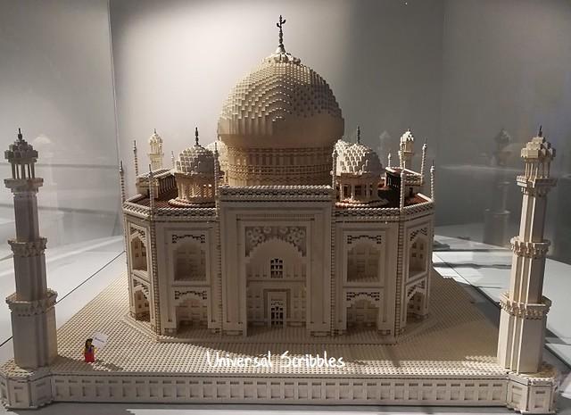 Piece of Peace Exhibition - Taj Mahal