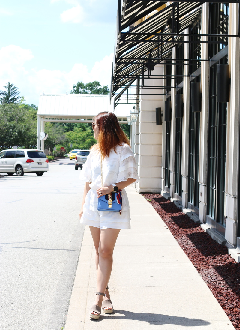 white-romper-blue-gucci-sylvie-bag-espadrille-wedges-2