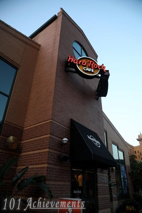 Hard Rock Cafe Test Kitchen