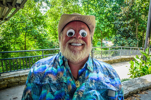 Googly-Eye Bombing Downtown Greenville-117