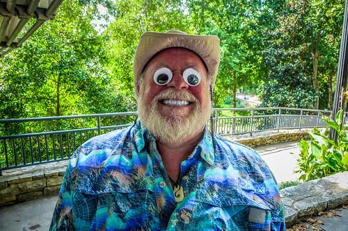 Googly-Eye Bombing Downtown Greenville-117