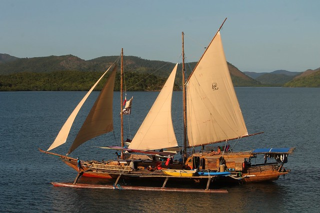 Tao Philippines Paraw Sailing Expedition