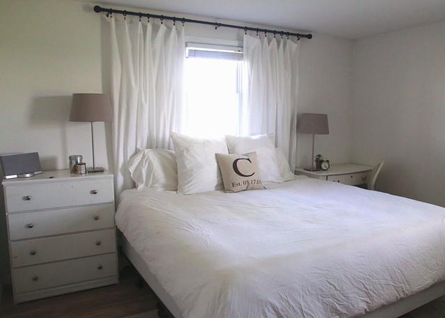 $100 Room Challenge Week 2 -Modern Farmhouse Master