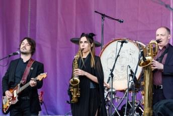 PJ Harvey @ Pitchfork Music Festival, Chicago IL 2017