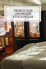 Prince Van Orangiën in Stockholm