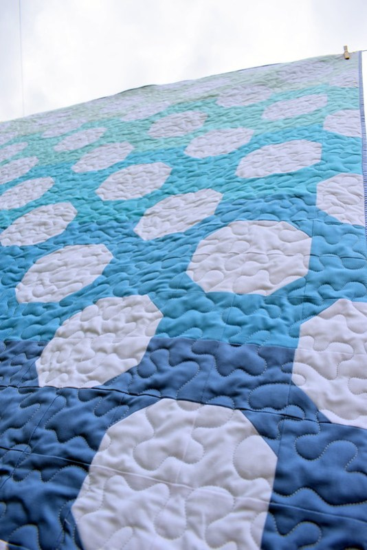Blue Lagoon Quilt - Just Jude Designs - Quilting, Patchwork ... : lagoon quilt - Adamdwight.com