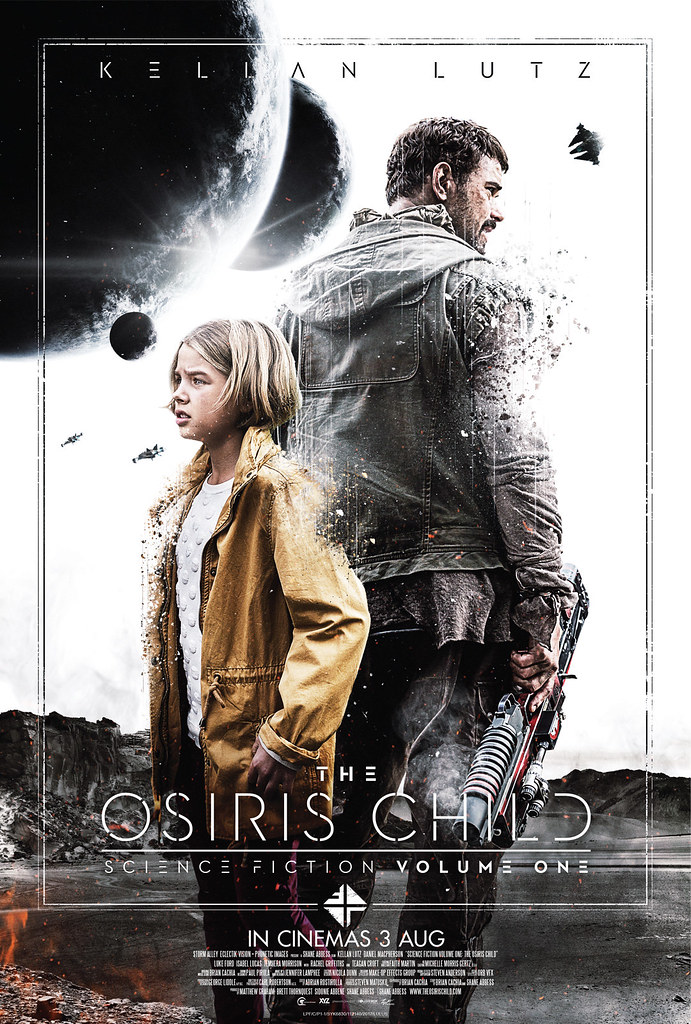 Peraduan Premiere With Budiey €� THE OSIRIS CHILD: SCIENCE FICTION VOLUME ONE