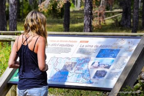 Sima de Alcorón Guadalajara