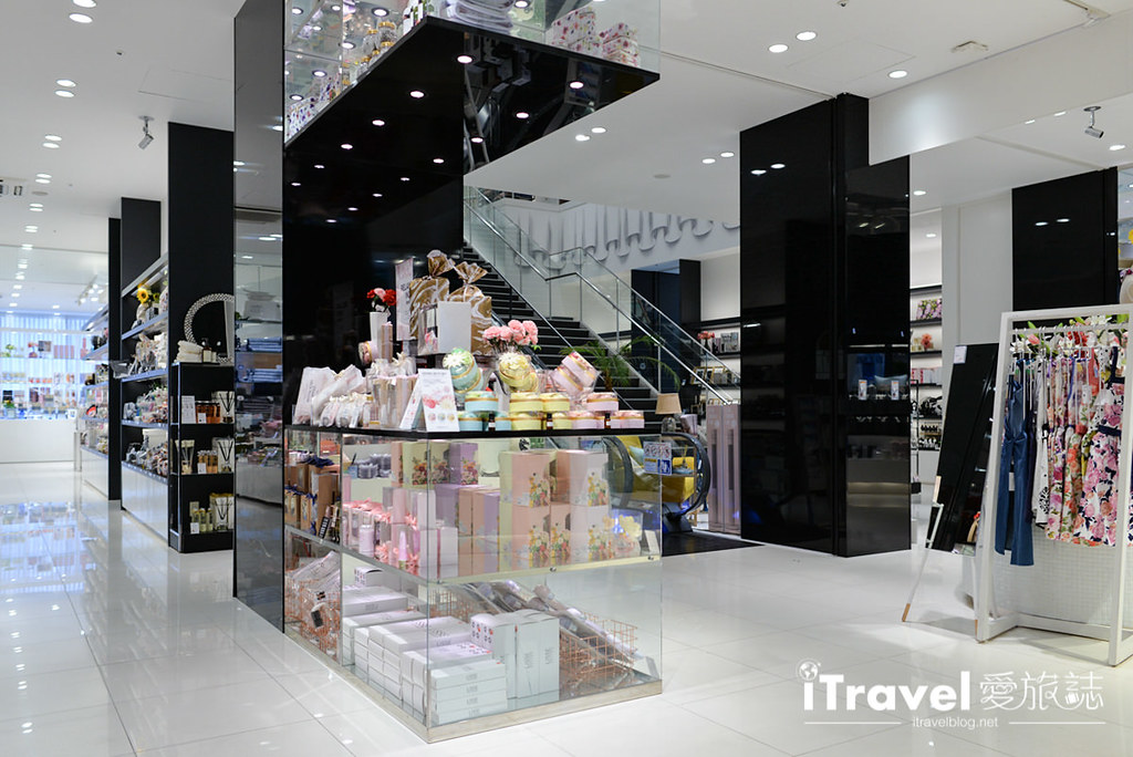 福冈购物商场 生活杂货连锁店Francfranc (10)