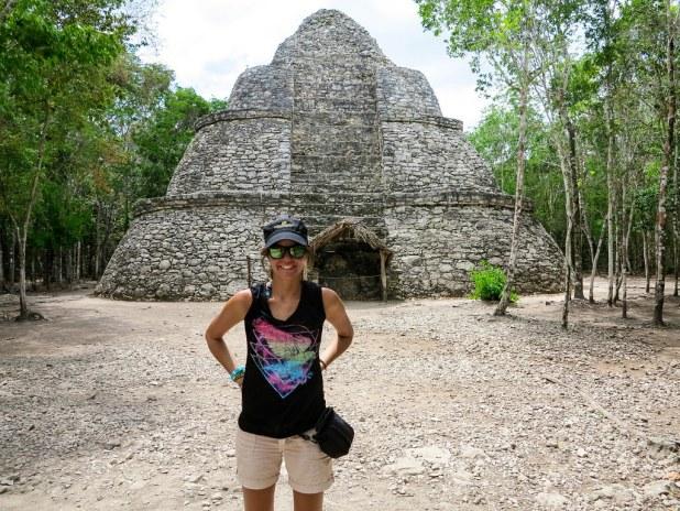 Tours a Cobá y Chichén Itzá