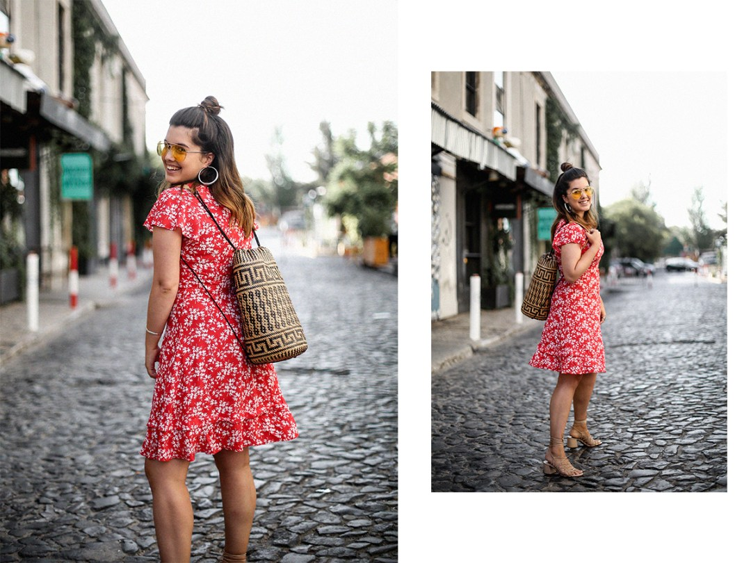 vestido-rojo-volantes-sandalias-lazos-mochila-ratan-travel-lx-factory-lisbon13